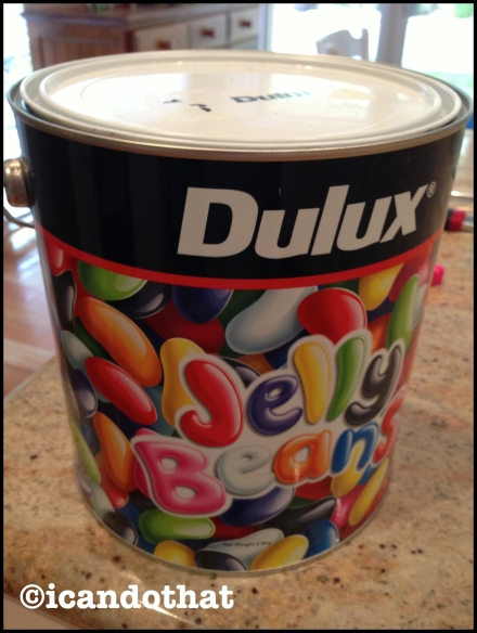 A Can of Jelly Beans
