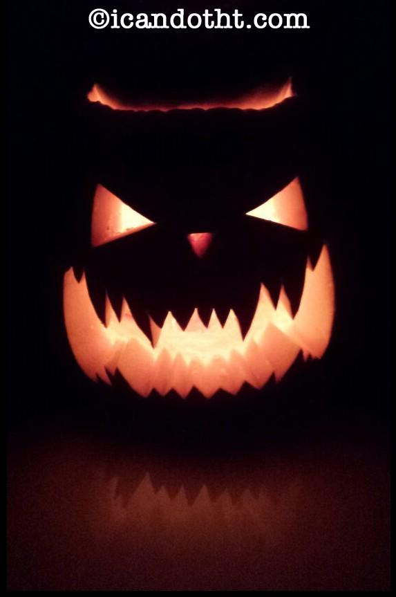 marios pumpkin