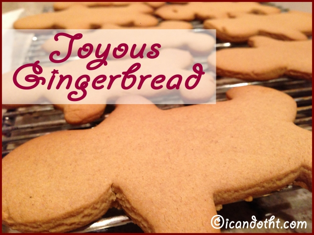 joyous gingerbread