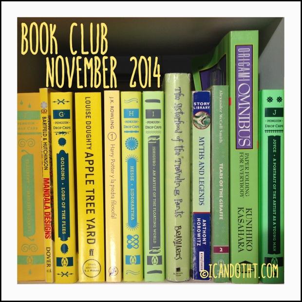 book club november