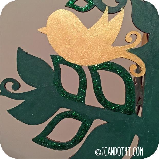 Glitter Tree 3