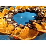 Delicious Home Made Chocolate Oranges