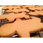 Joyous Gingerbread-men Recipe