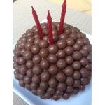 Malteser Mountain Cake