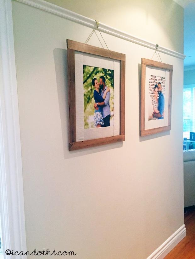 Frames Hanging