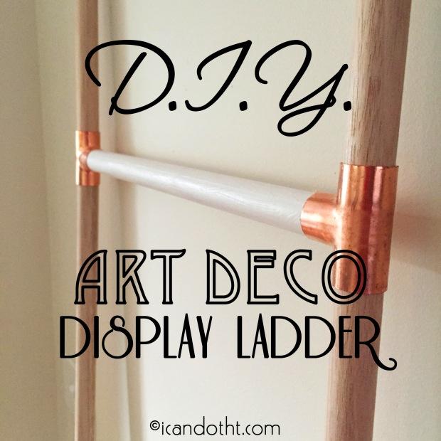 Art deco ladder image