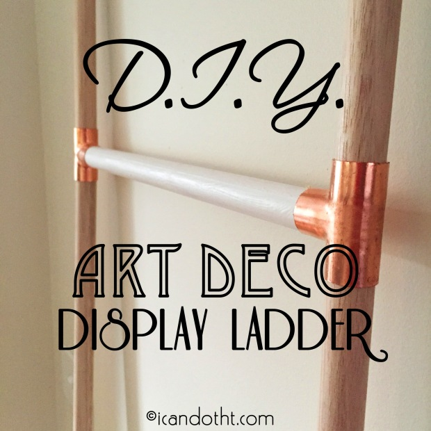 Art deco ladder image