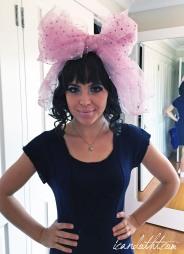 lady gaga pink makeup2