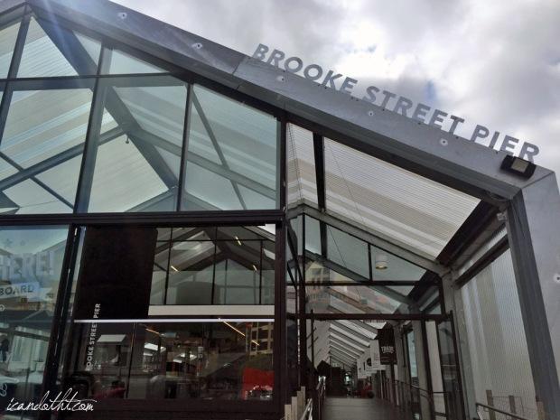 Brooke st Pier