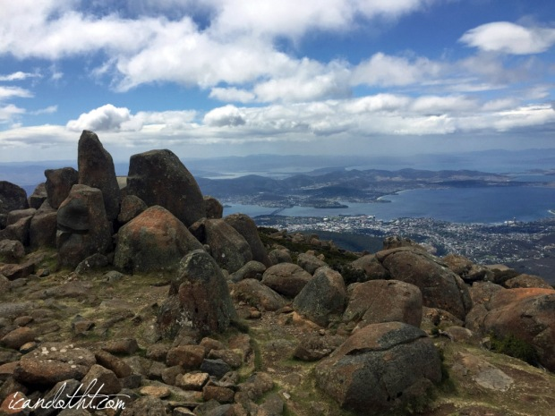 mt wellington view