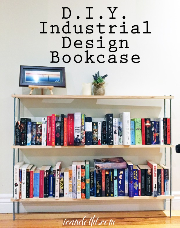 Bookcase - front