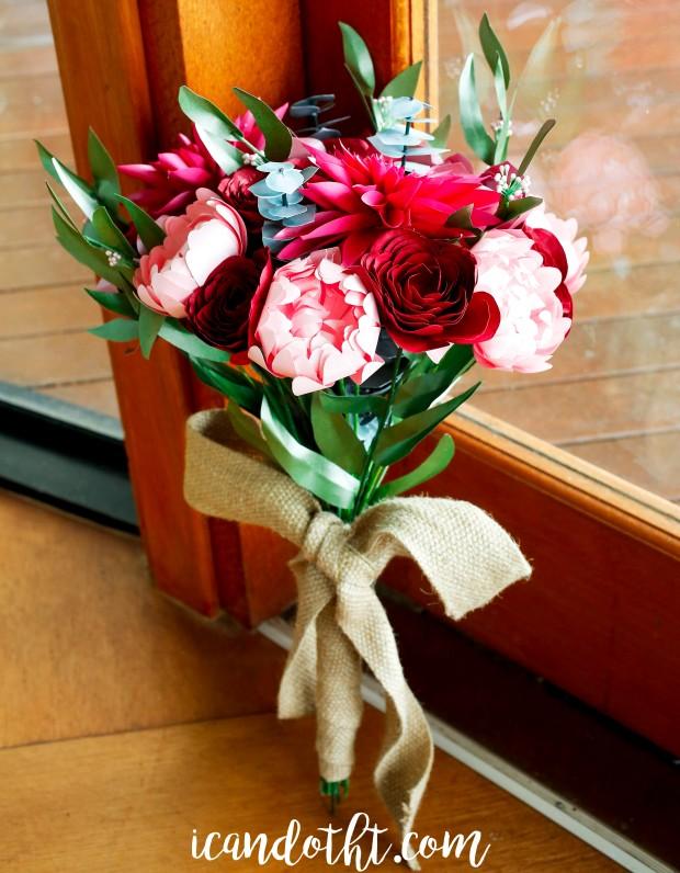 paper-bouquet